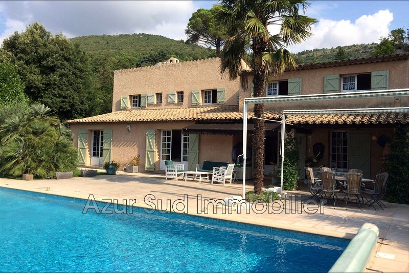 Photo Villa Grasse Super grasse,   to buy villa  4 bedrooms   240 m²