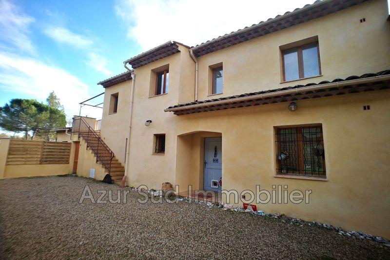 Maison contemporaine Châteauneuf-Grasse Chemin du riou,   achat maison contemporaine  5 chambres   154m²