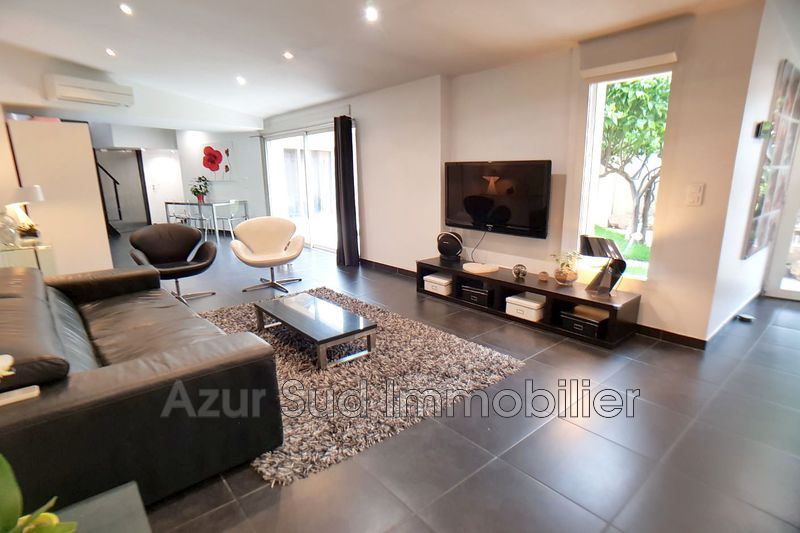 Photo House Antibes Résidentiel,   to buy house  3 bedrooms   95 m²