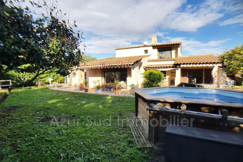 Photo Villa Antibes Jules grec,   to buy villa  3 bedrooms   120 m²