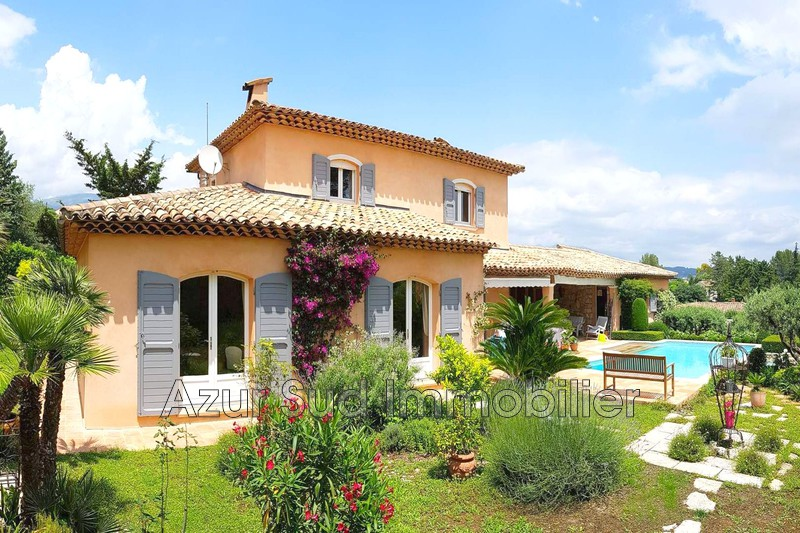 Photo Villa Grasse Saint jasques,   to buy villa  4 bedrooms   175 m²
