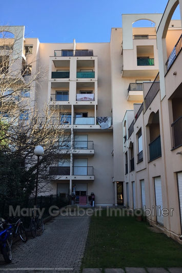 Photo n°1 - Vente appartement Montpellier 34000 - 60 000 €