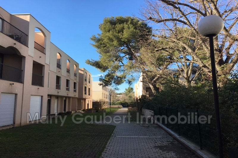 Photo n°2 - Vente appartement Montpellier 34000 - 60 000 €