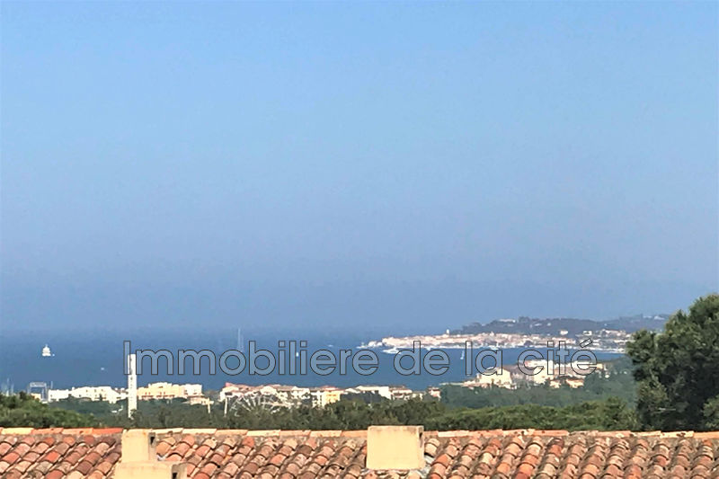 Photo n°1 - Vente appartement Cogolin 83310 - 250 000 €