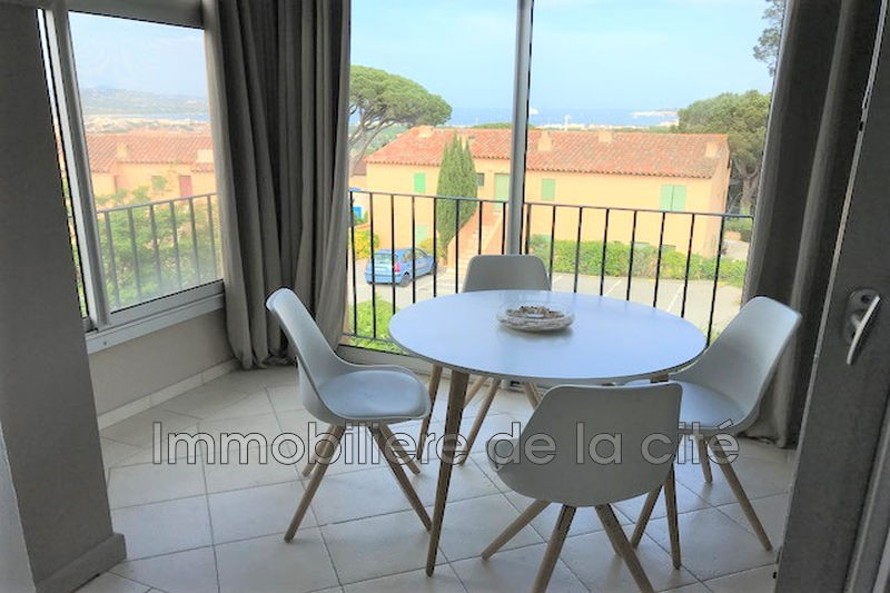 Photo Apartment Cogolin Font mourier,   to buy apartment  2 room   35 m²