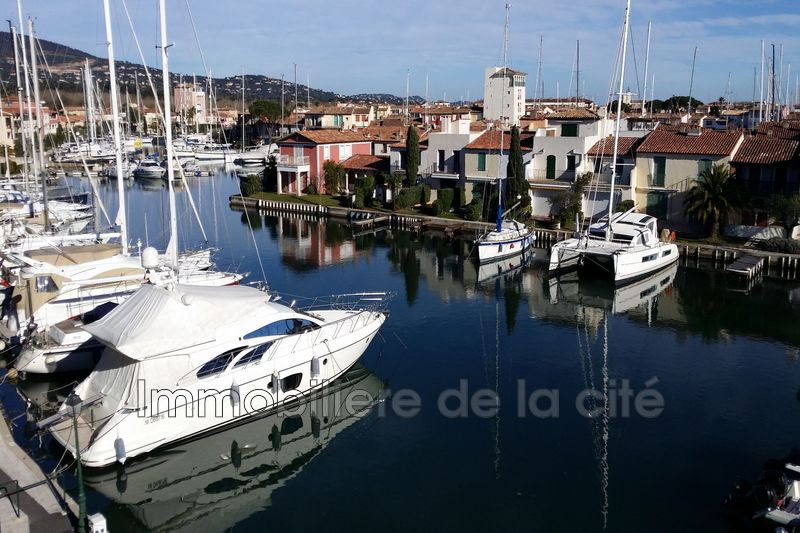 Photo Apartment Port grimaud Port grimaud centre,   to buy apartment  2 rooms   44 m²