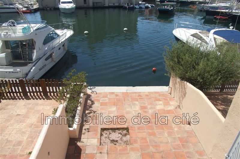 Photo Fisherman's house Port grimaud Amarrage 14 x 4,20 m,   to buy fisherman's house  4 bedrooms   85 m²