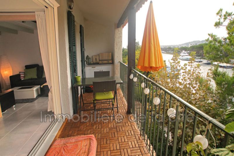 Photo Appartement Port grimaud Sud,   to buy appartement  2 rooms   37 m²