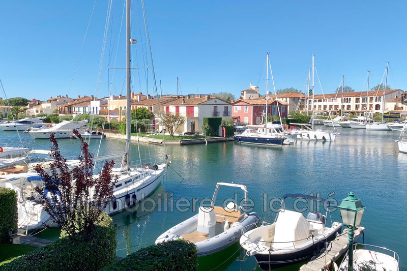 Photo Apartment Port grimaud Amarrage 14 x 3,80 m,   to buy apartment  2 rooms   35 m²