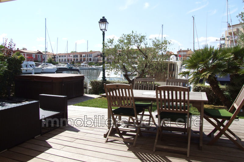 Photo n°2 - Vente appartement Port grimaud 83310 - 655 000 €