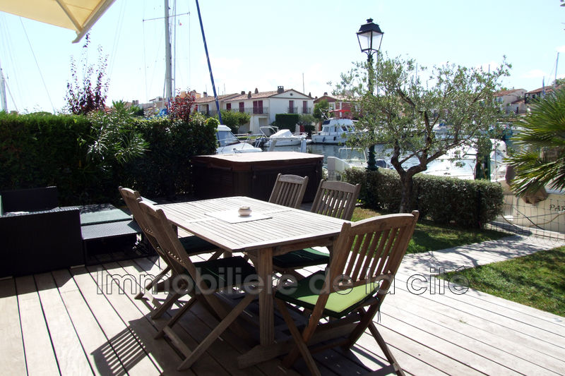Photo Apartment Port grimaud Amarrage de 14 x 4 m,   to buy apartment  2 rooms   35 m²