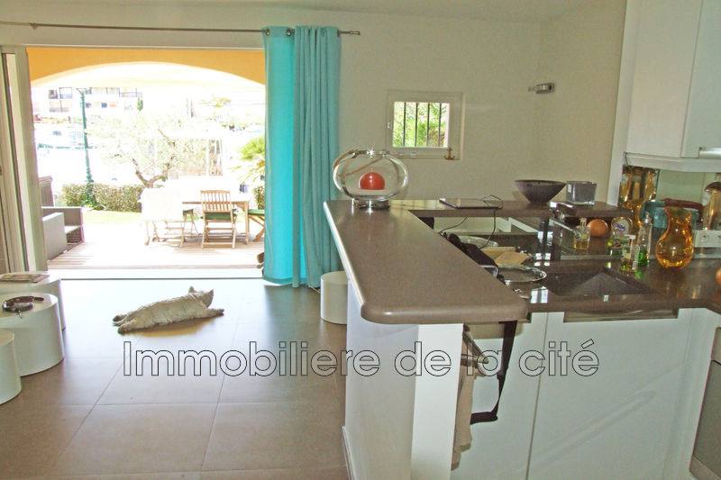 Photo n°3 - Vente appartement Port grimaud 83310 - 655 000 €