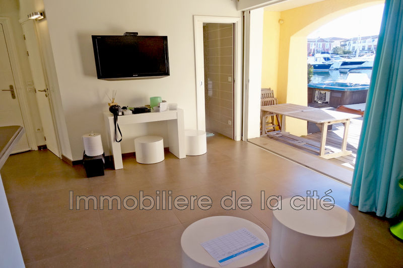 Photo n°4 - Vente appartement Port grimaud 83310 - 655 000 €