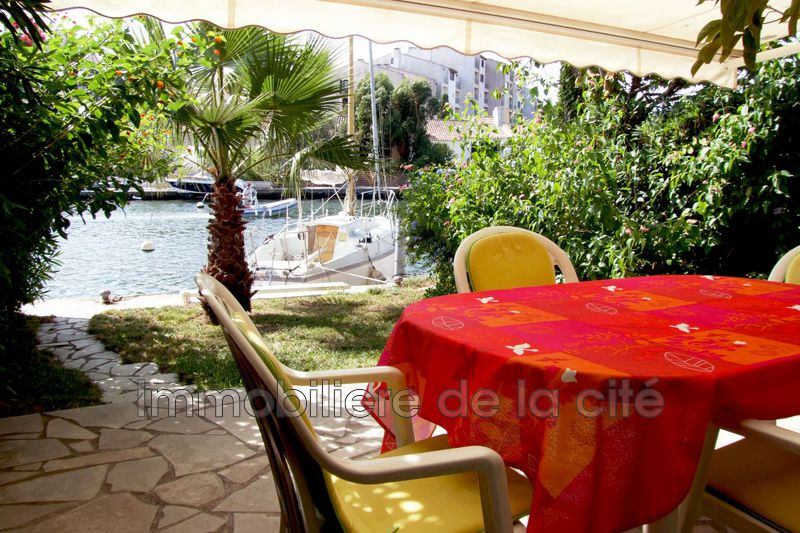 Photo Appartement Port grimaud Amarrage 8 x 5,97 m,   to buy appartement  2 rooms   54 m²