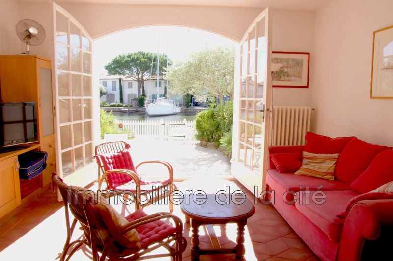 Photo Fisherman's house Port grimaud Amarrage 12,50 x 4,20 m,   to buy fisherman's house  4 bedrooms   89 m²