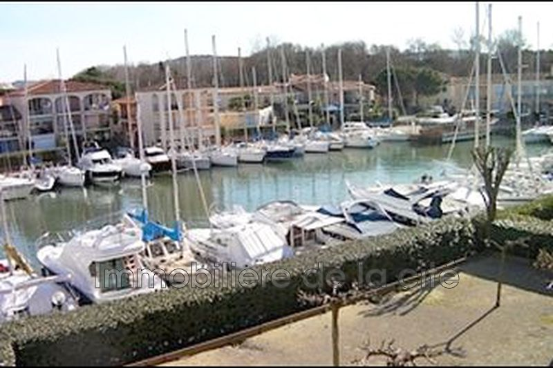 Photo Apartment Cogolin Marines de cogolin,   to buy apartment  2 rooms   35 m²
