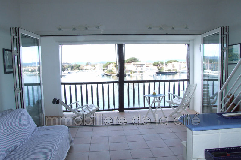 Photo Apartment Port grimaud Plage,   to buy apartment  1 room   30 m²