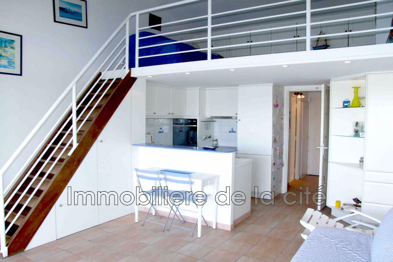 Photo Appartement Port grimaud Plage,   to buy appartement  1 room   30 m²
