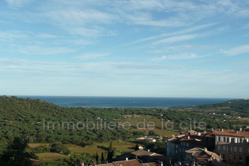 Photo Villa Ramatuelle Golfe de st tropez,   achat villa  5 chambres   170m²