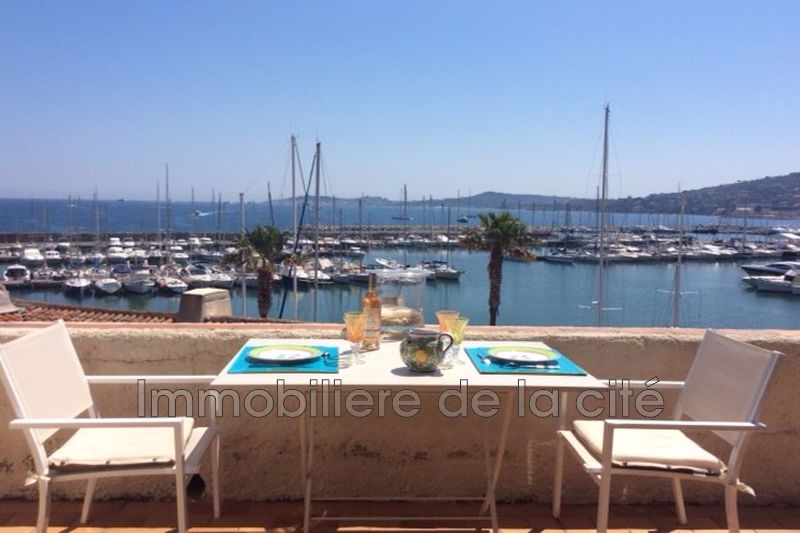 Photo Appartement Cogolin Marines de cogolin,   achat appartement  4 pièces   62 m²