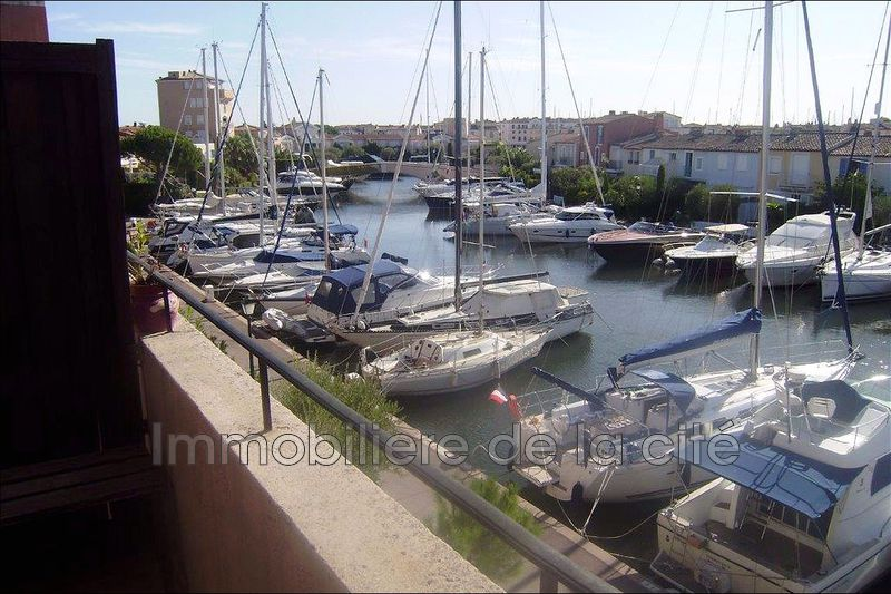 Photo Marina apartment Port grimaud  3,   to buy marina apartment  1 room   21 m²