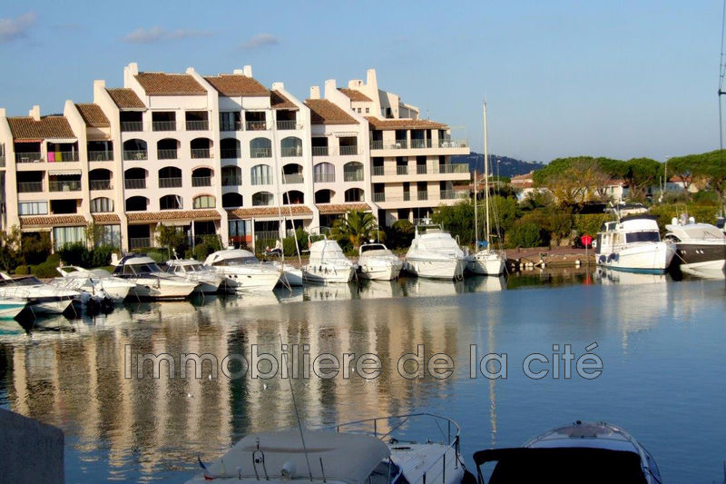 Photo Apartment Cogolin Les marines de cogolin,   to buy apartment  2 rooms   46 m²