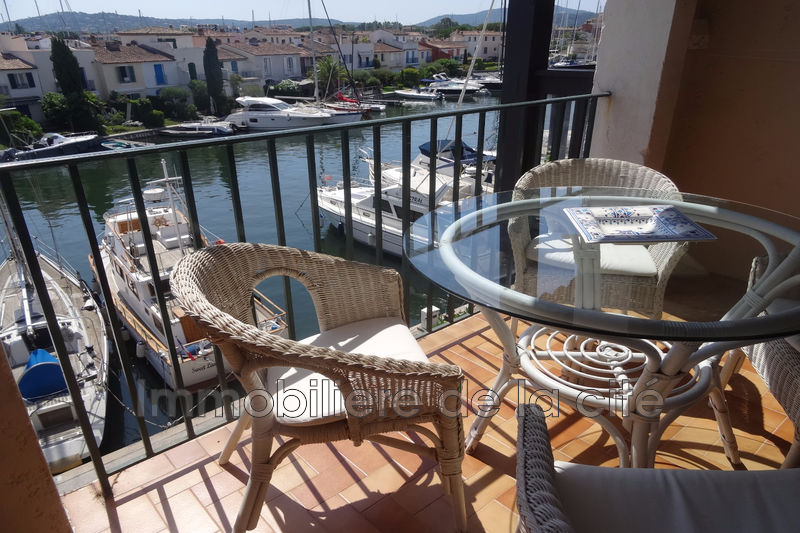 Photo Appartement Port grimaud Amarrage 15 x 4 m,   to buy appartement  2 rooms   30 m²