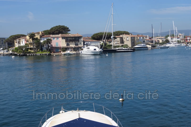 Photo Appartement Port grimaud Plage,   to buy appartement  3 rooms   63m²