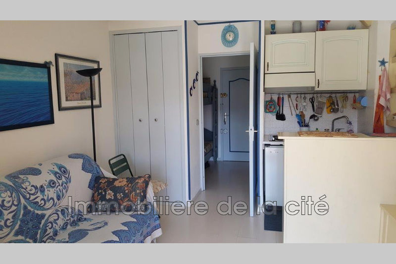 Photo n°3 - Vente Appartement studio cabine Port grimaud 83310 - 165 000 €