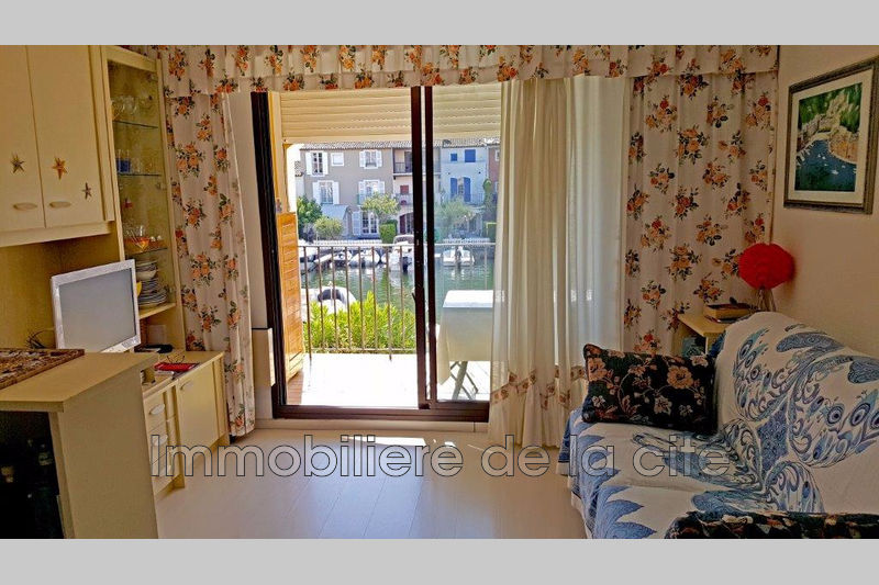 Photo Appartement Port grimaud Sud,   to buy appartement  1 room   22 m²