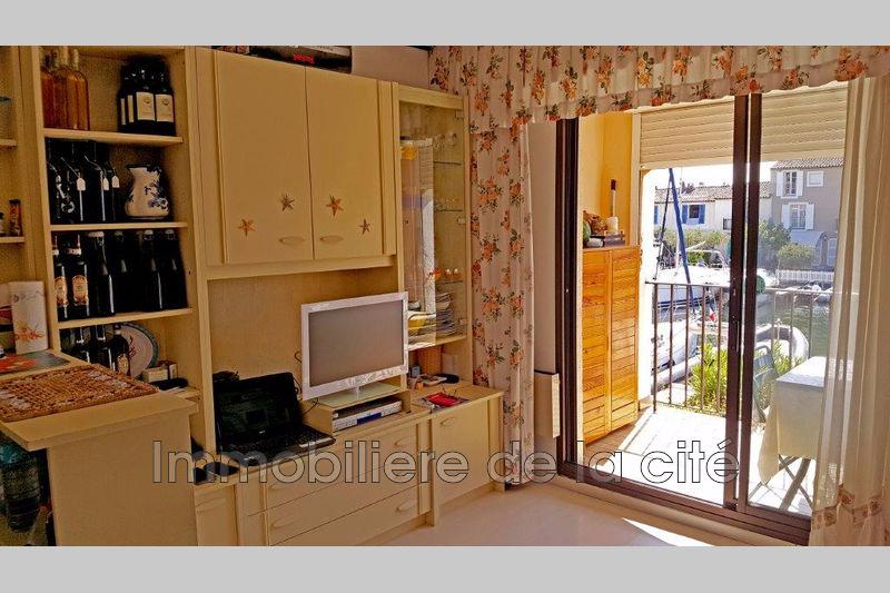Photo n°7 - Vente Appartement studio cabine Port grimaud 83310 - 165 000 €