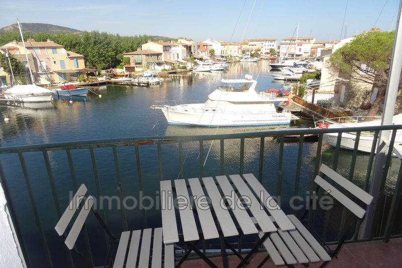 Photo Appartement Port-grimaud Centre,   to buy appartement  4 rooms   77 m²