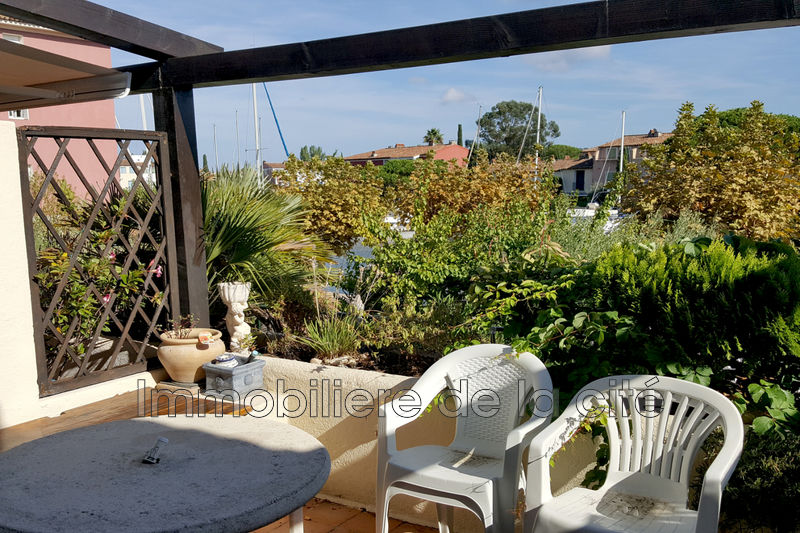 Photo n°1 - Vente Appartement duplex Port grimaud 83310 - 324 950 €