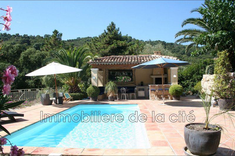 Photo Villa Sainte-Maxime Golfe de st tropez,   achat villa  5 chambres   240m²