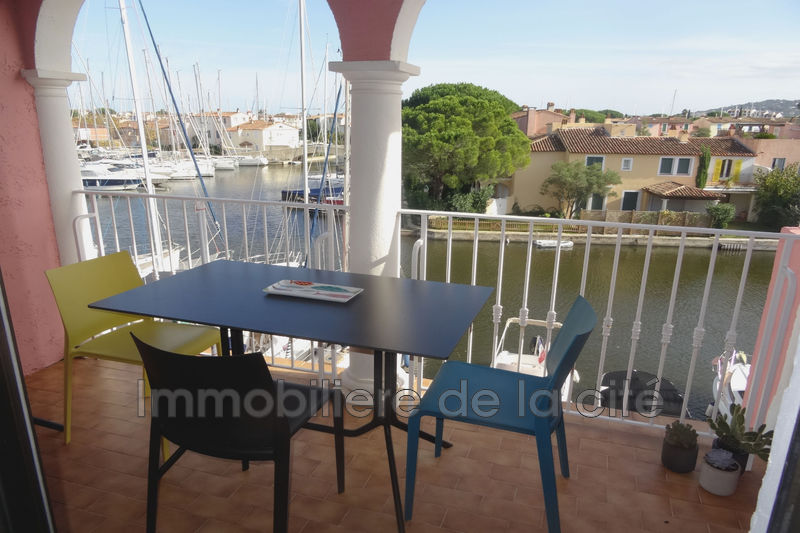 Photo Appartement Port grimaud Port grimaud sud,   to buy appartement  2 rooms   31 m²
