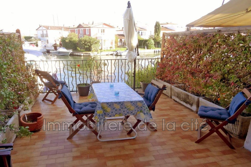 Photo Apartment Port grimaud Port grimaud,   to buy apartment  2 rooms   33 m²