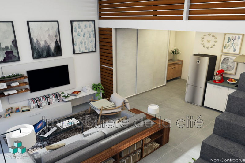 Photo n°4 - Vente Appartement rez-de-jardin Cascavelle 15685 - 116 250 €