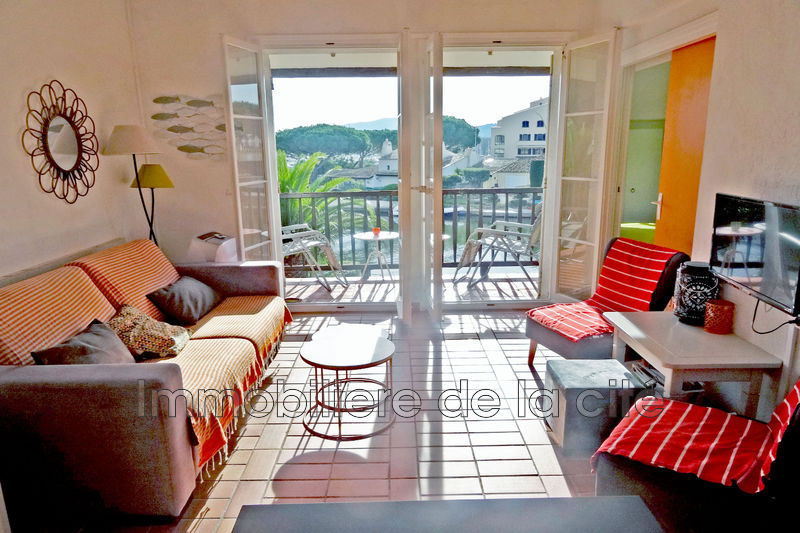 Photo Apartment Port grimaud Port grimaud sud,   to buy apartment  2 rooms   34 m²