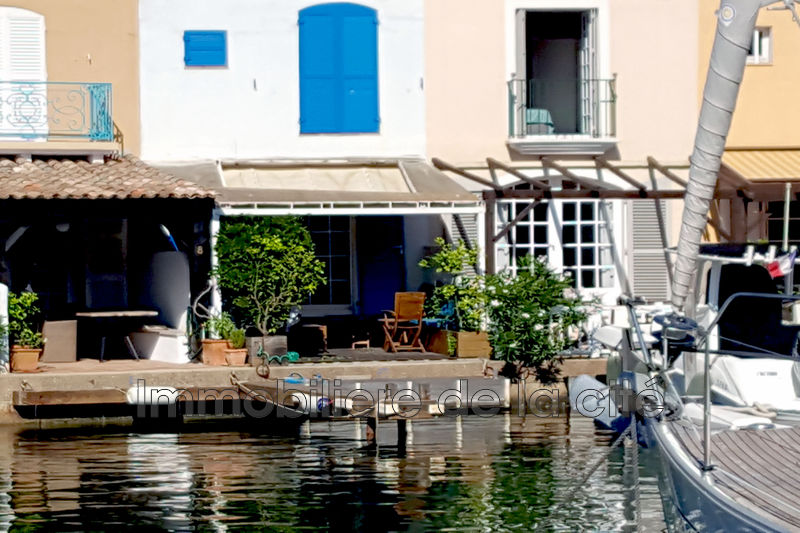 Photo Fisherman's house Port grimaud Amarrage 12 x 4,20 m,   to buy fisherman's house  4 bedrooms   80 m²