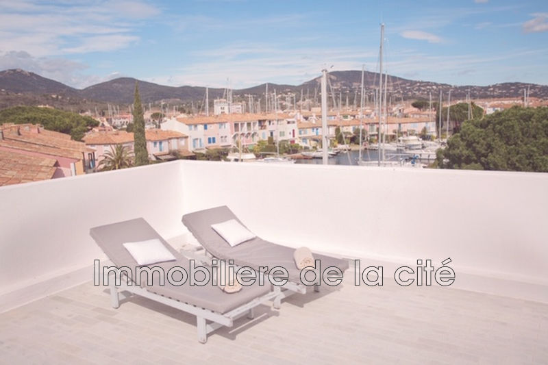 Photo Appartement Port grimaud Sud,   achat appartement  4 pièces   66m²