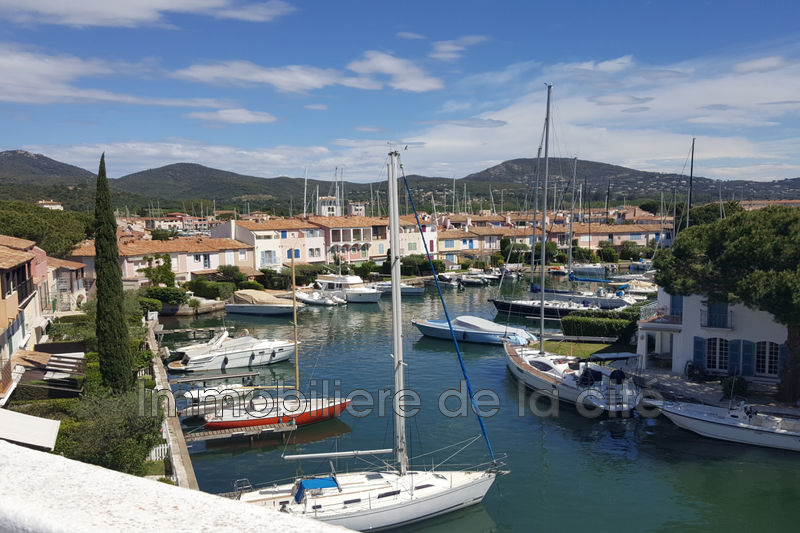 Photo Apartment Grimaud Port grimaud sud,   to buy apartment  4 rooms   66 m²