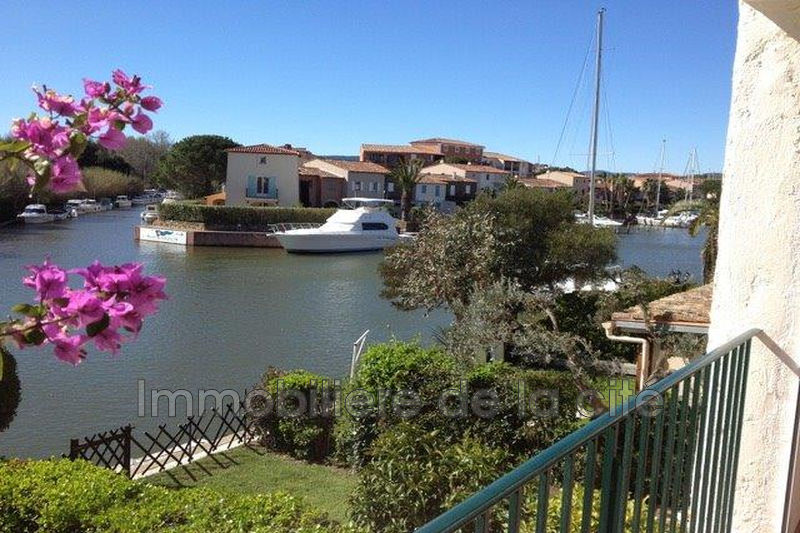 Photo Appartement Port grimaud Port grimaud sud,   to buy appartement  2 rooms   34 m²