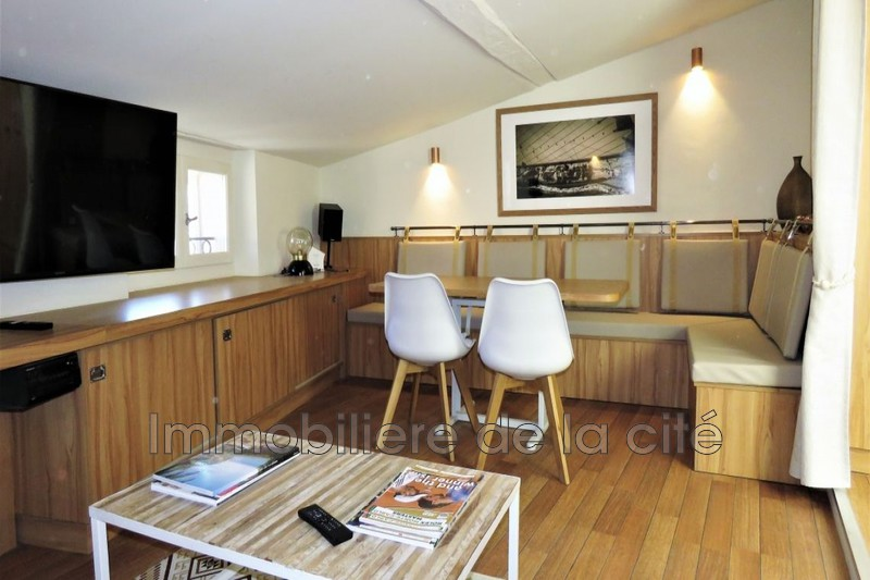 Photo n°1 - Vente appartement Saint-Tropez 83990 - 378 000 €