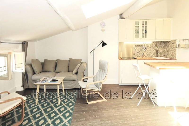 Photo Appartement Saint-Tropez Saint tropez,   achat appartement  2 pièces   35 m²