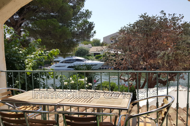 Photo Appartement Port grimaud Amarrage 16 x 4.60 m,   to buy appartement  3 rooms   48 m²