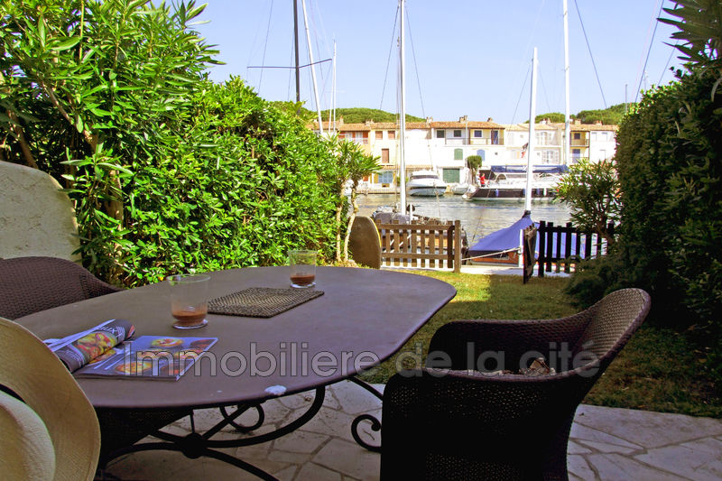 Photo Fisherman's house Port grimaud Amarrage 18 x 4,28 m ,   to buy fisherman's house  4 bedrooms   85 m²
