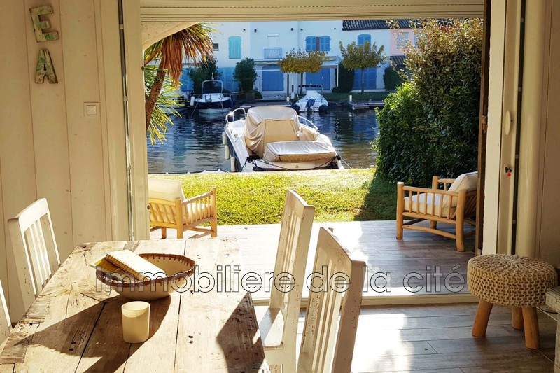 Photo Appartement Port grimaud Amarrage 12 x 5,75 m,   to buy appartement  2 rooms   35 m²