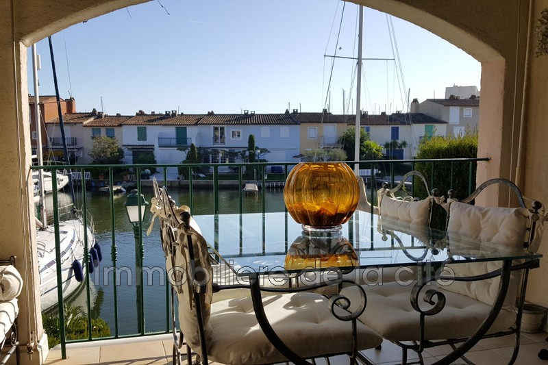 Photo Appartement Port grimaud Proche plage,   to buy appartement  1 room   22m²