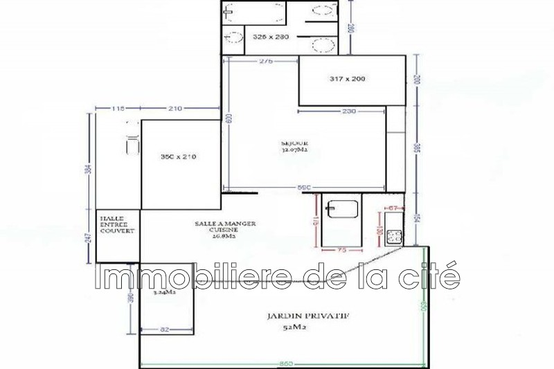 Photo n°8 - Vente Appartement rez-de-jardin Saint-Tropez 83990 - 799 000 €