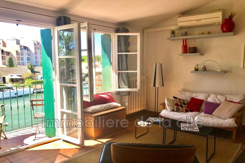 Photo n°2 - Vente appartement Port grimaud 83310 - 330 000 €